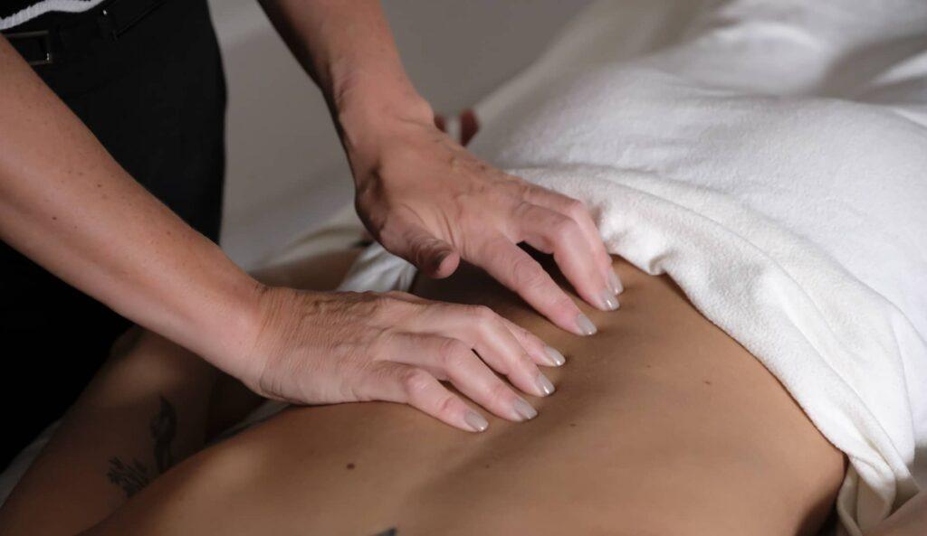 Kranio-Sakral Terapi Behandling