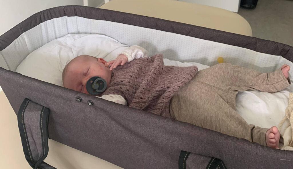 KST Baby efter behandlingen